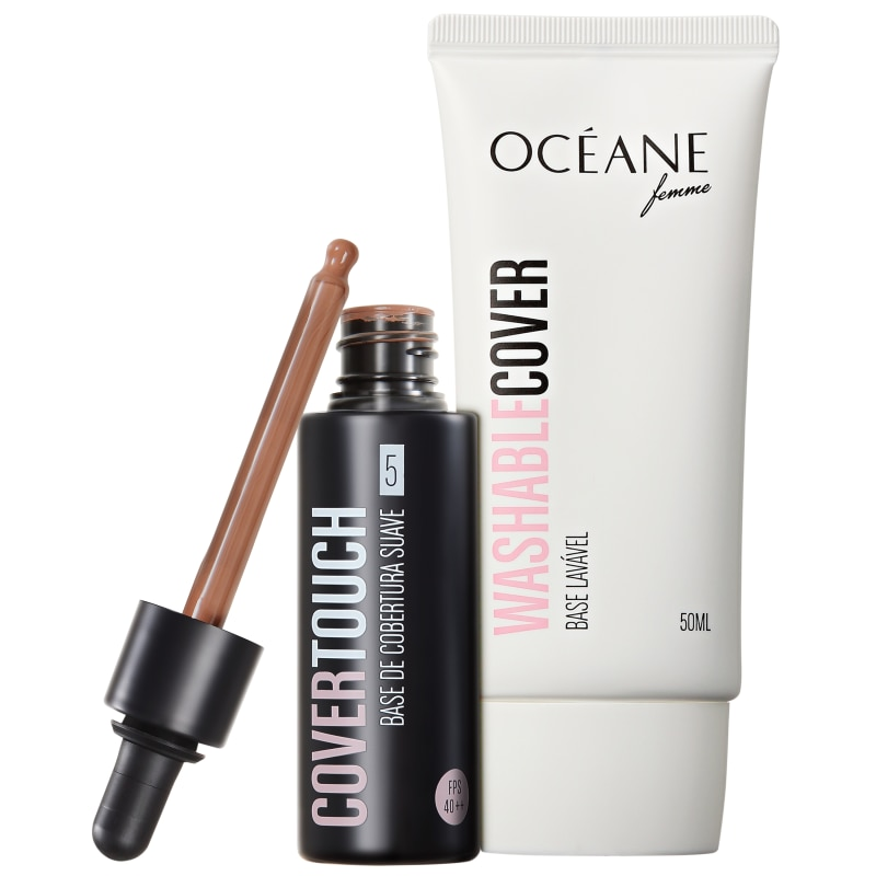 Kit Océane Femme Perfect Cover 5 (2 produtos)