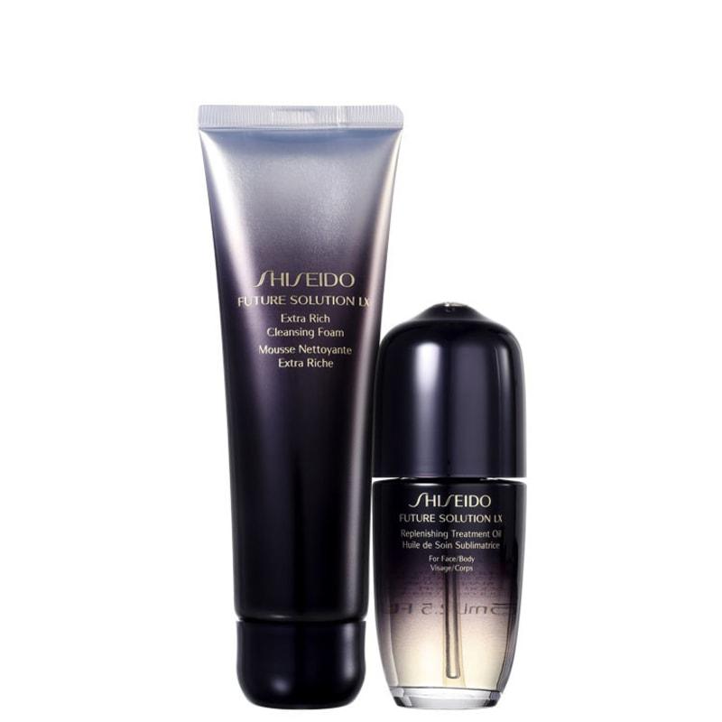 Kit Shiseido Future Solution LX Treatment (2 Produtos)