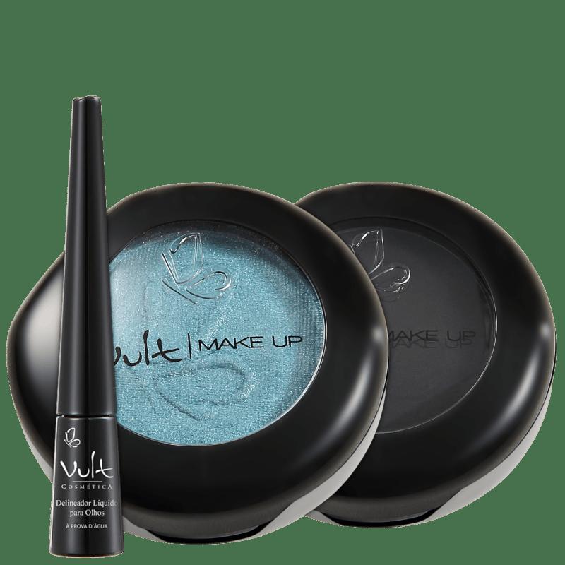 Kit Vult Cosmética Para Olhos Trio (3 produtos)