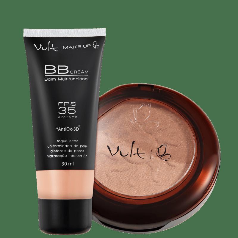 Kit Vult Make Up Balm Duo 02 (2 produtos)