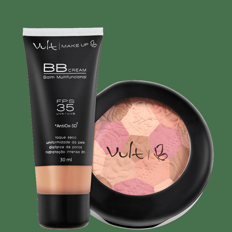 Kit Vult Make Up Balm Mosaico (2 produtos)