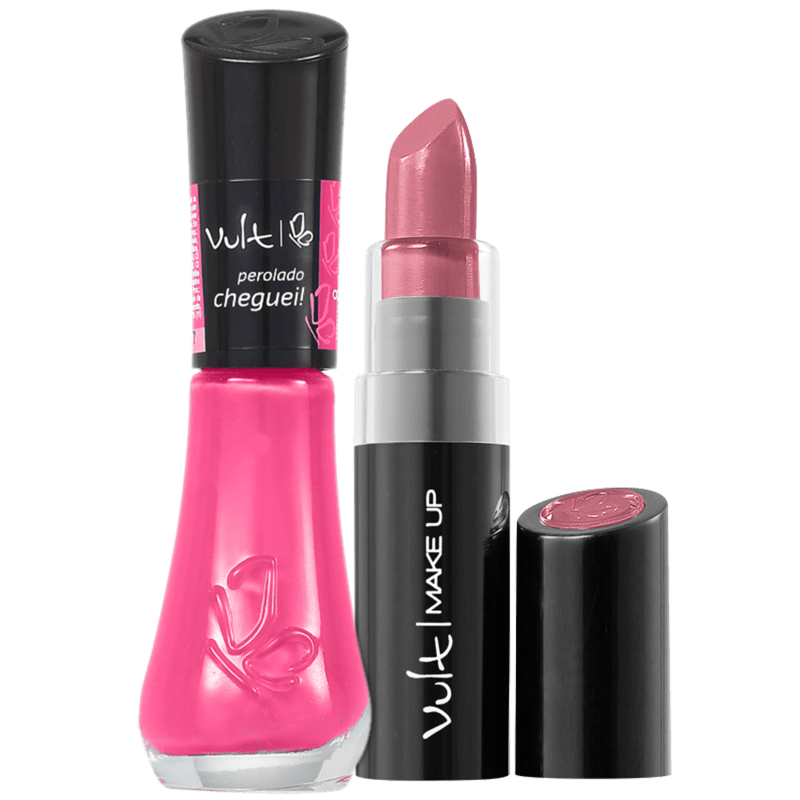 Kit Vult Make Up Cheguei! Duo (2 produtos)
