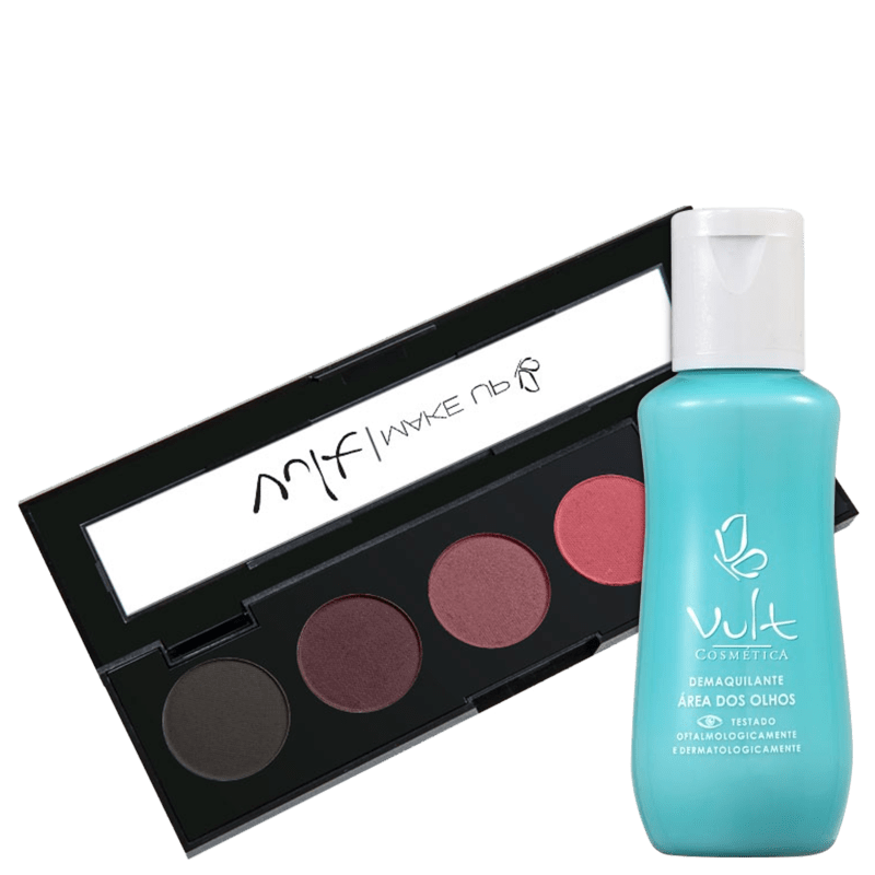 Kit Vult Make Up Drama Eyes (2 produtos)