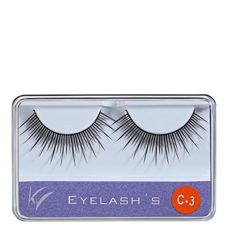 Klass Vough Eyelash's C3 - Cílios Postiços