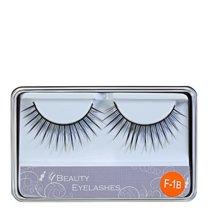 Klass Vough Beauty Eyelashes F1B - Cílios Postiços