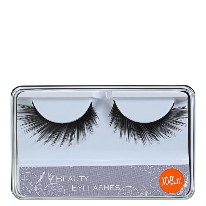 Klass Vough Beauty Eyelashes XOBL 111 - Cílios Postiços