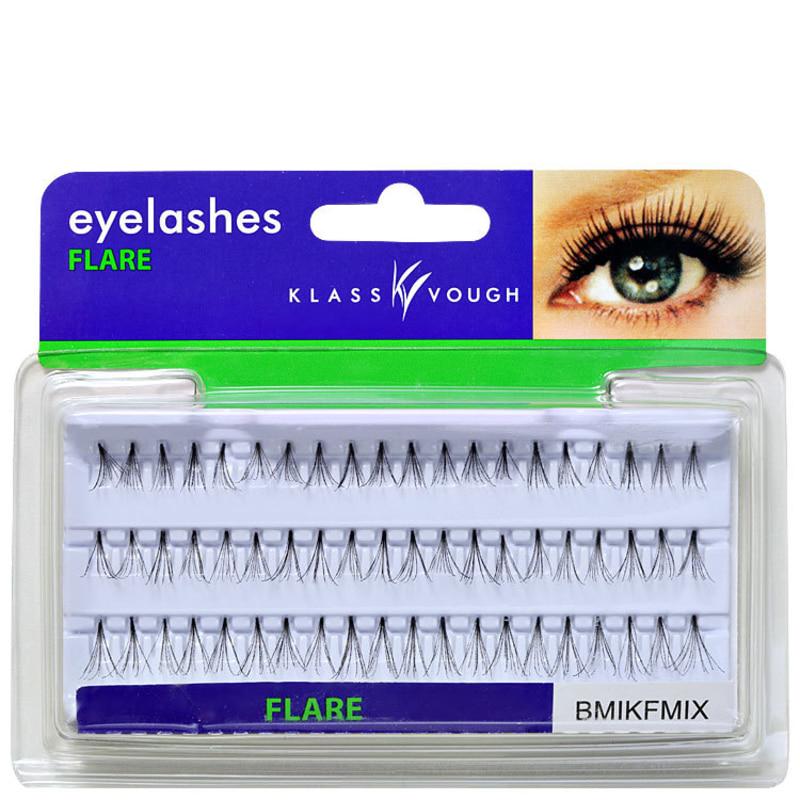 Klass Vough Flare 9mm, 10mm, 12mm - Cílios Postiços
