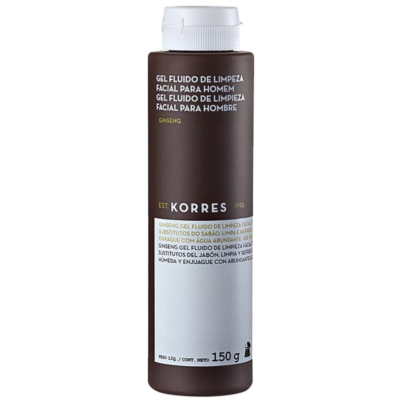 Korres Ginseng - Gel de Limpeza Facial 150g