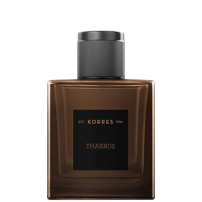 Tharros Deo Parfum Korres Eau de Cologne - Perfume Masculino 100ml