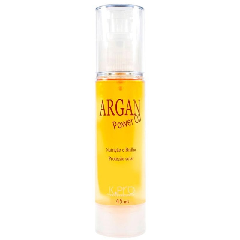 K.Pro Argan Power Oil - Tratamento 45ml
