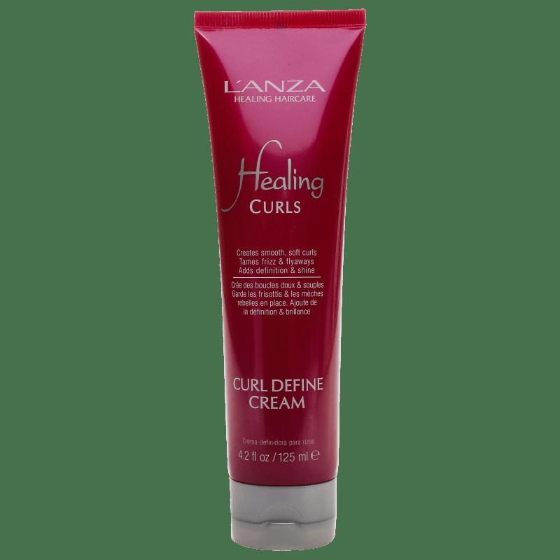 L'Anza Healing Curls Curl Define Cream - Creme modelador 125ml