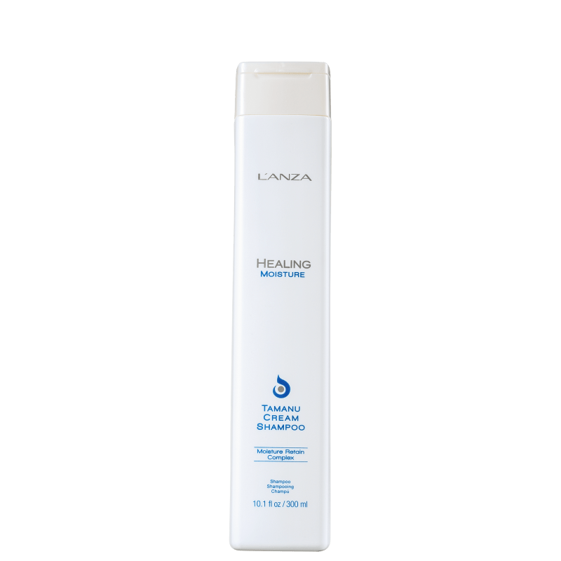 L'Anza Healing Moisture Tamanu Cream - Shampoo sem Sulfato 300ml