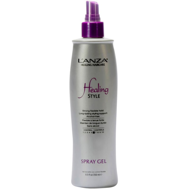 L'Anza Healing Style Spray Gel - Finalizador 250ml