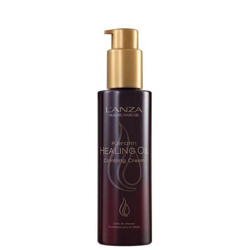 L'Anza Keratin Healing Oil Combing Cream - Creme de Pentear 140ml