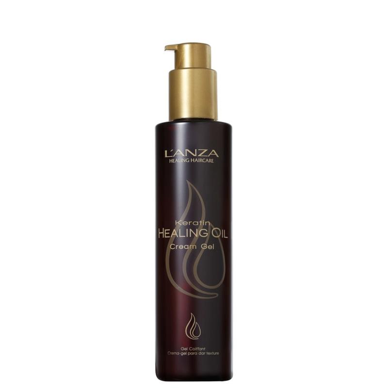 L'Anza Keratin Healing Oil Cream Gel - Creme Texturizante 200ml