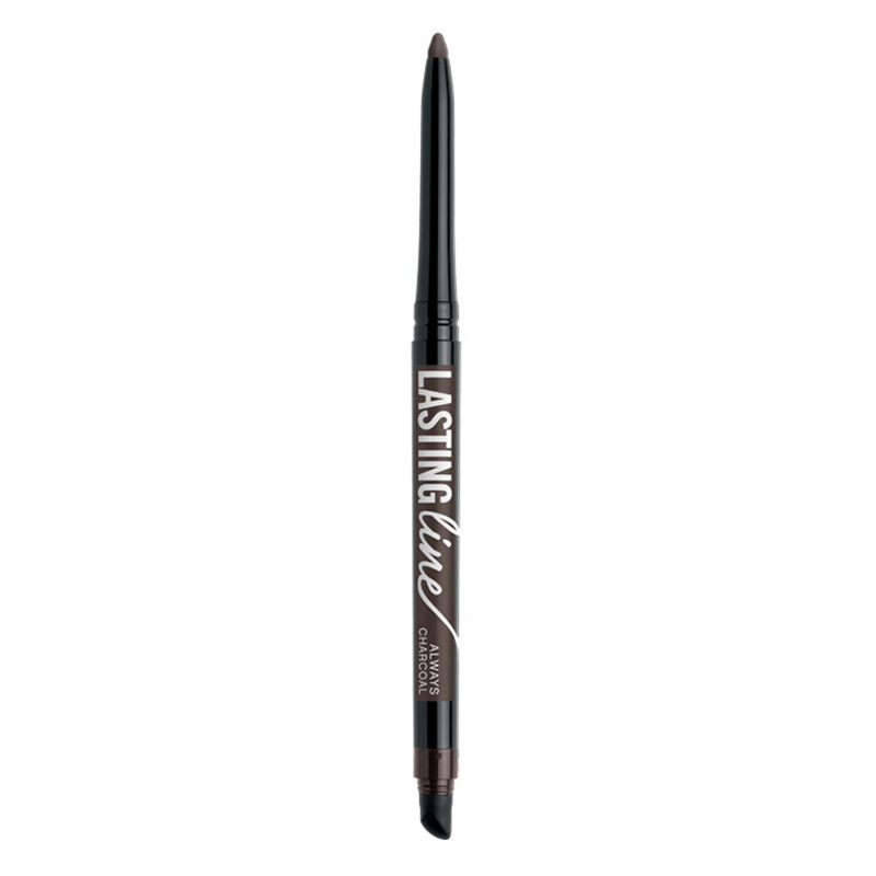 bareMinerals Lasting Line Long-Wearing Eyeliner Always Charcoal - Lápis para os Olhos 0,35g