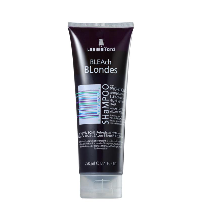 Lee Stafford Bleach Blondes - Shampoo 250ml