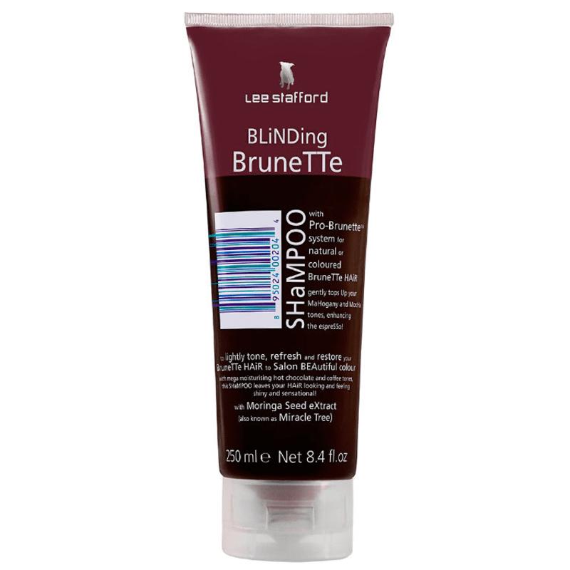 Lee Stafford Blinding Brunette - Shampoo 250ml