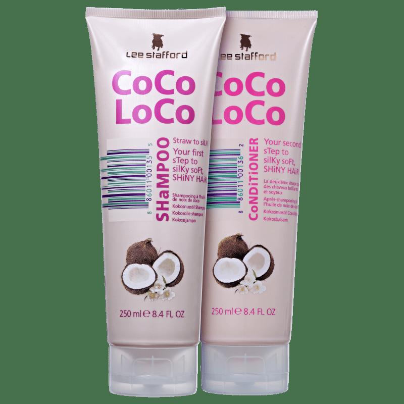 Lee Stafford Coco Loco Duo Kit (2 Produtos)