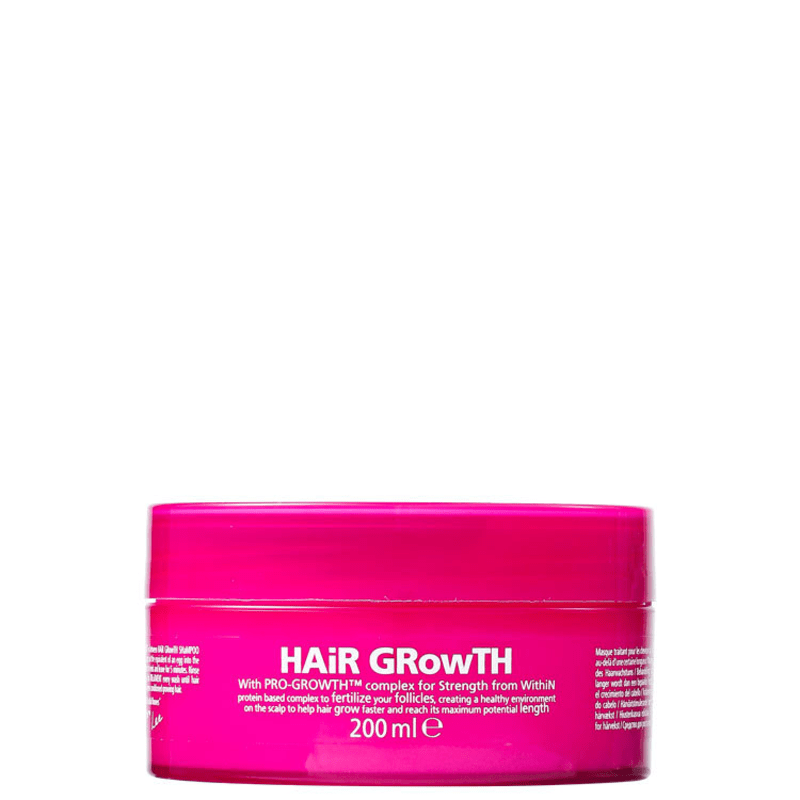 Lee Stafford Hair Growth Treatment Mask - Máscara de Tratamento Intensivo 200ml