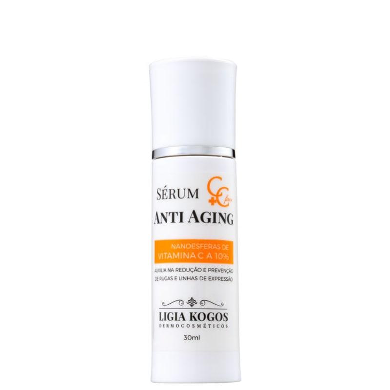 Ligia Kogos C+C Face - Sérum Anti- Idade 30ml