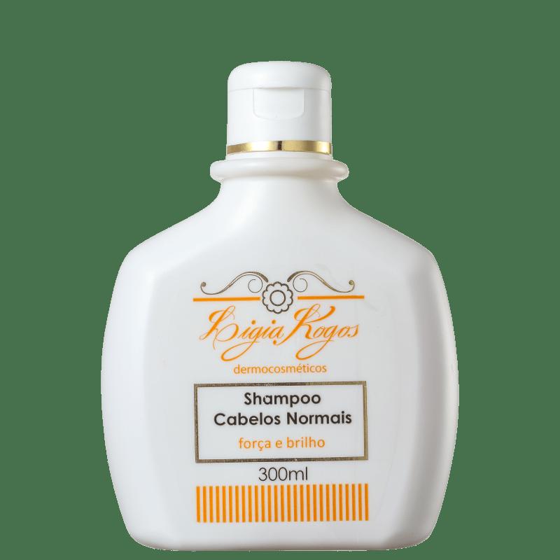 Ligia Kogos Shampoo Cabelos Normais - Shampoo 300ml