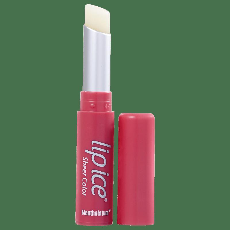 Lip Ice Sheer Color Sem Fragrância - Hidratante Labial 2g