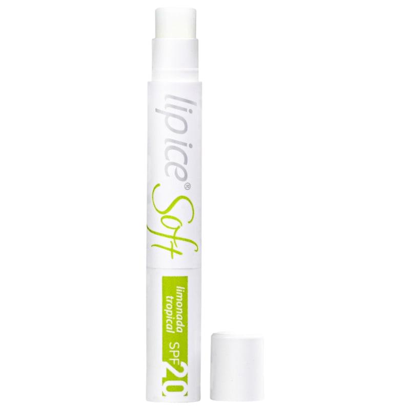 Lip Ice Soft Limonada Tropical FPS 20 - Protetor Labial 2g