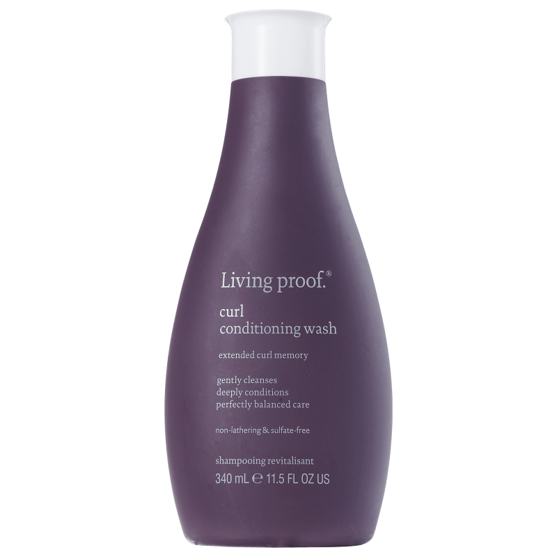 Living Proof Curl Conditioning Wash - Condicionador Co-Wash 340ml