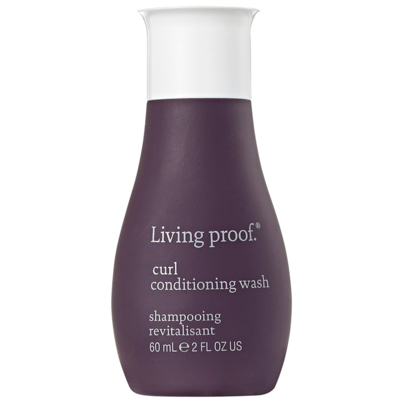 Living Proof Curl Conditioning Wash - Condicionador Co-Wash 60ml