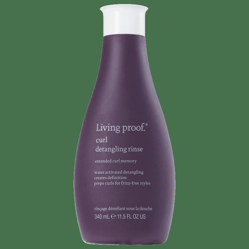 Living Proof Curl Detangling Rinse - Tratamento Desembaraçante 340ml