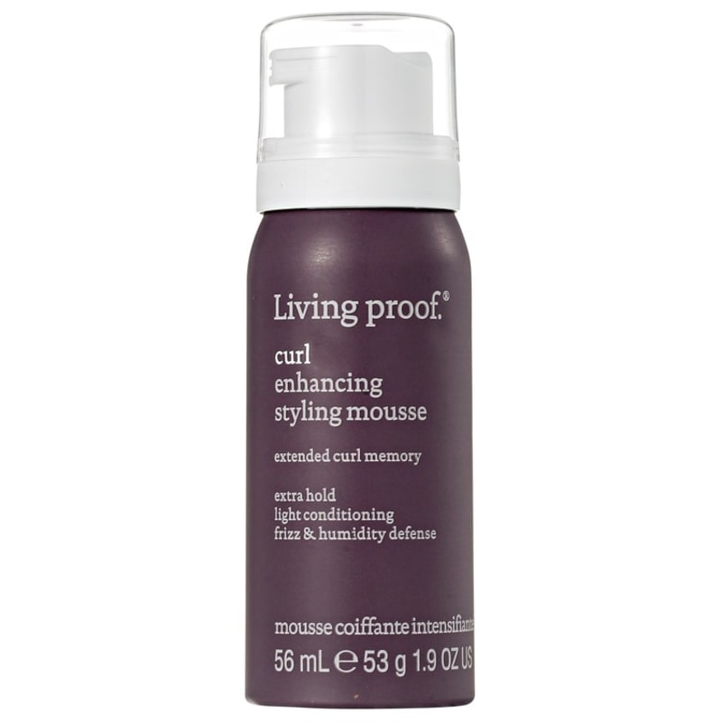 Living Proof Curl Enhancing Styling - Mousse Modeladora 53ml