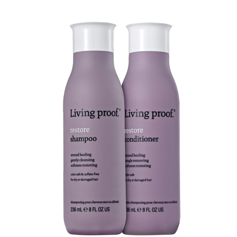 Kit Living Proof Restore Duo (2 Produtos)