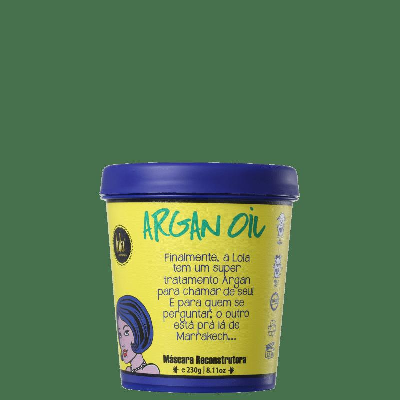 Lola Cosmetics Argan Oil - Máscara 230g