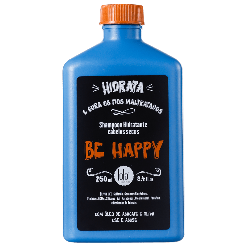 Lola Cosmetics Be Happy - Shampoo 250ml
