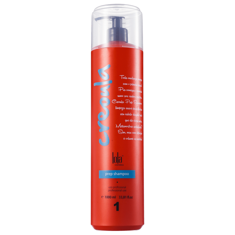 Lola Cosmetics Creoula Prep - Shampoo 1000ml