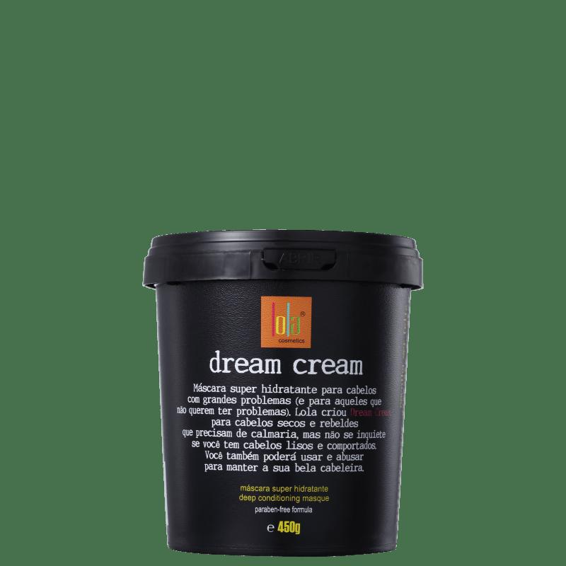 Lola Cosmetics Dream Cream - Máscara 450g