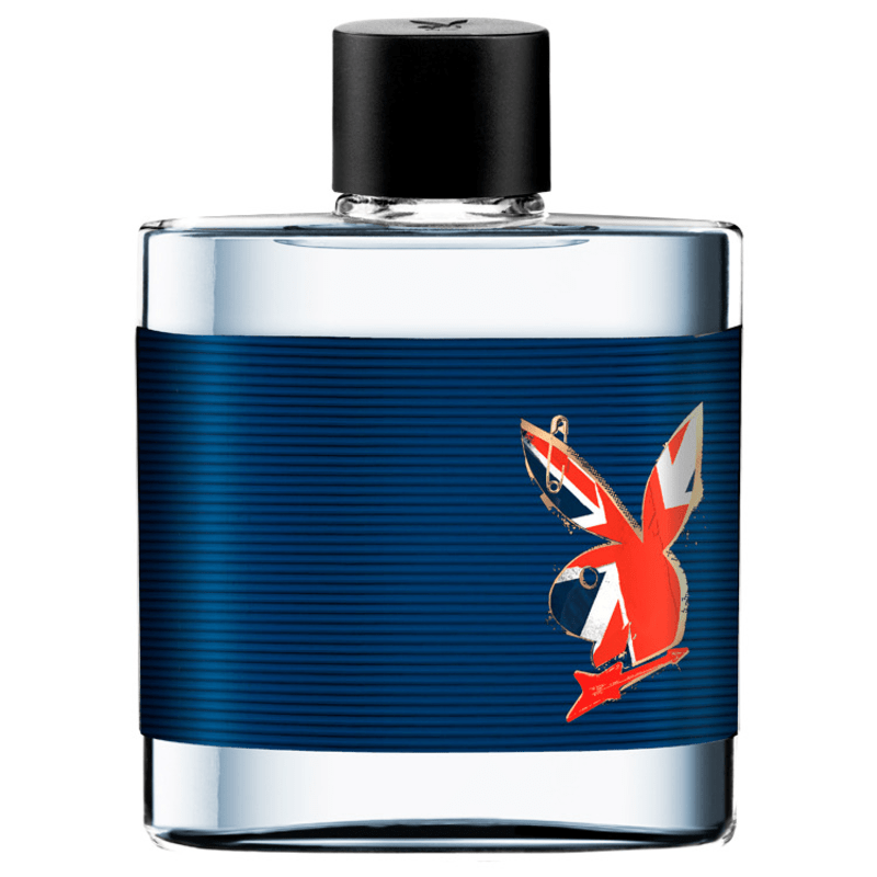 London Playboy Eau de Toilette - Perfume Masculino 100ml