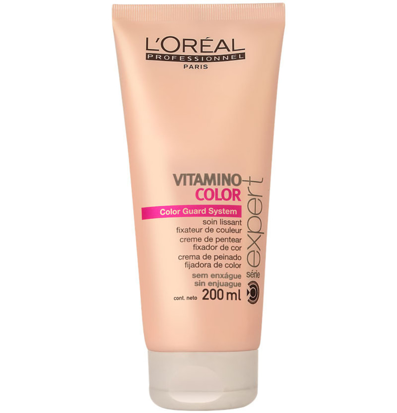 L'Oréal Professionnel Vitamino Color Guard System - Creme de Pentear 200ml