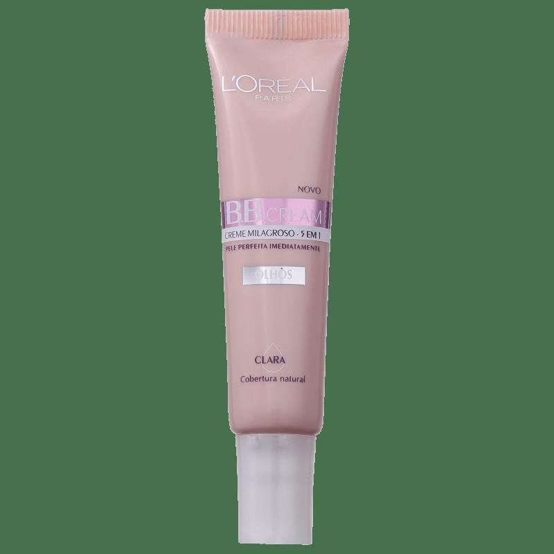 L'Oréal Paris Creme Milagroso Claro - BB Cream para Olhos 15ml