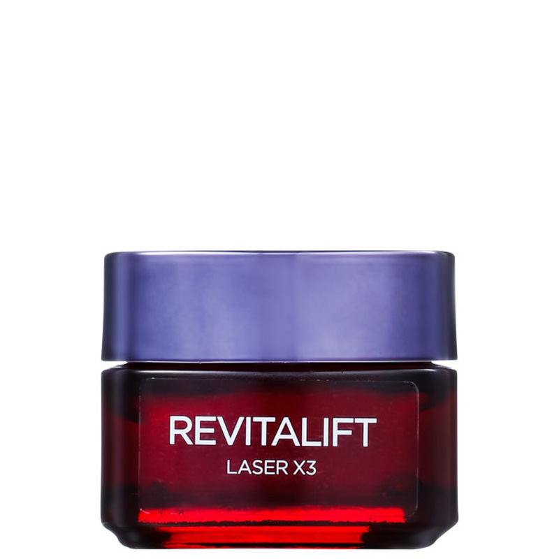 L'Oréal Paris Dermo-Expertise Revitalift Laser X3 – Creme Anti-Idade 50ml