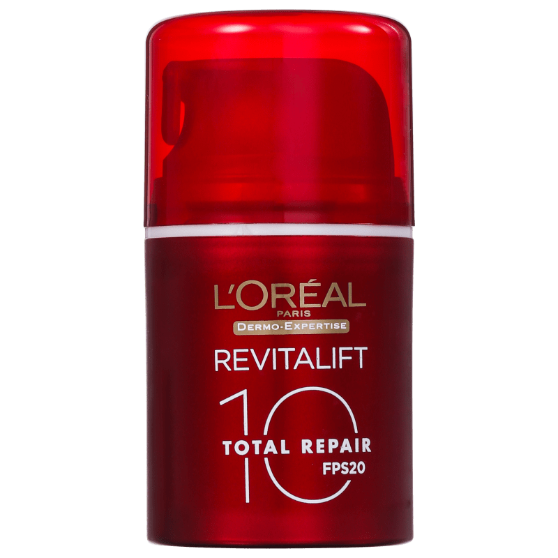 L'Oréal Paris Dermo-Expertise Revitalift Total Repair 10 FPS 20 - Creme Anti-Idade Diurno 50ml