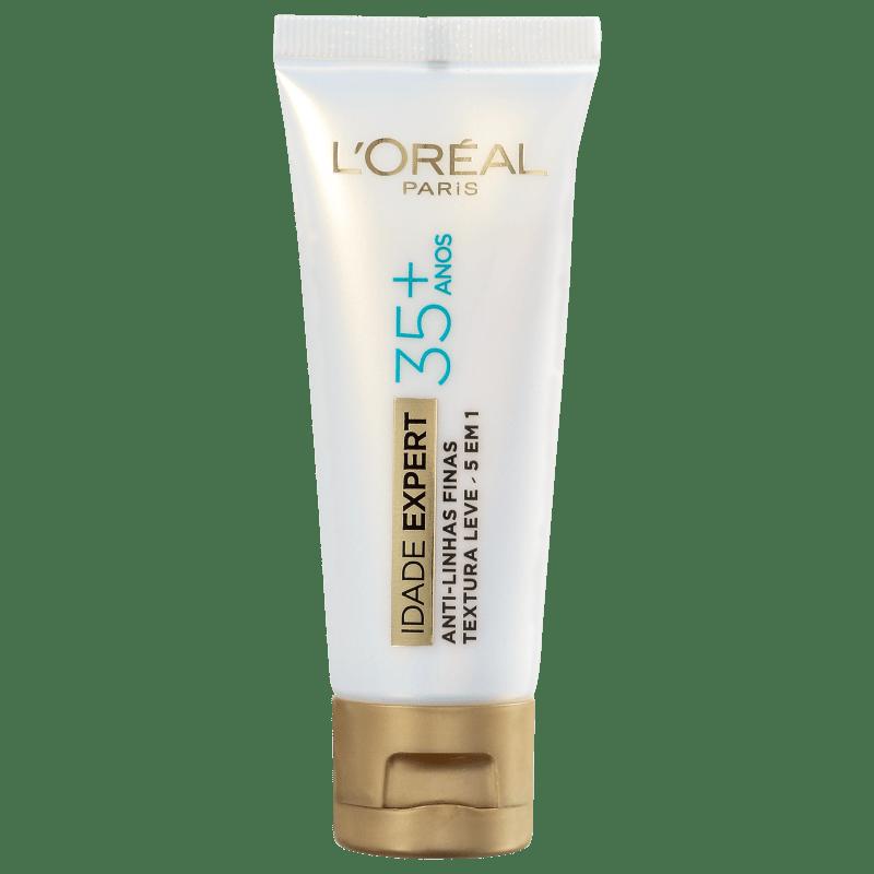 L'Oréal Paris Idade Expert 35+ Anos - Creme para Rugas e Anti-Idade 40ml