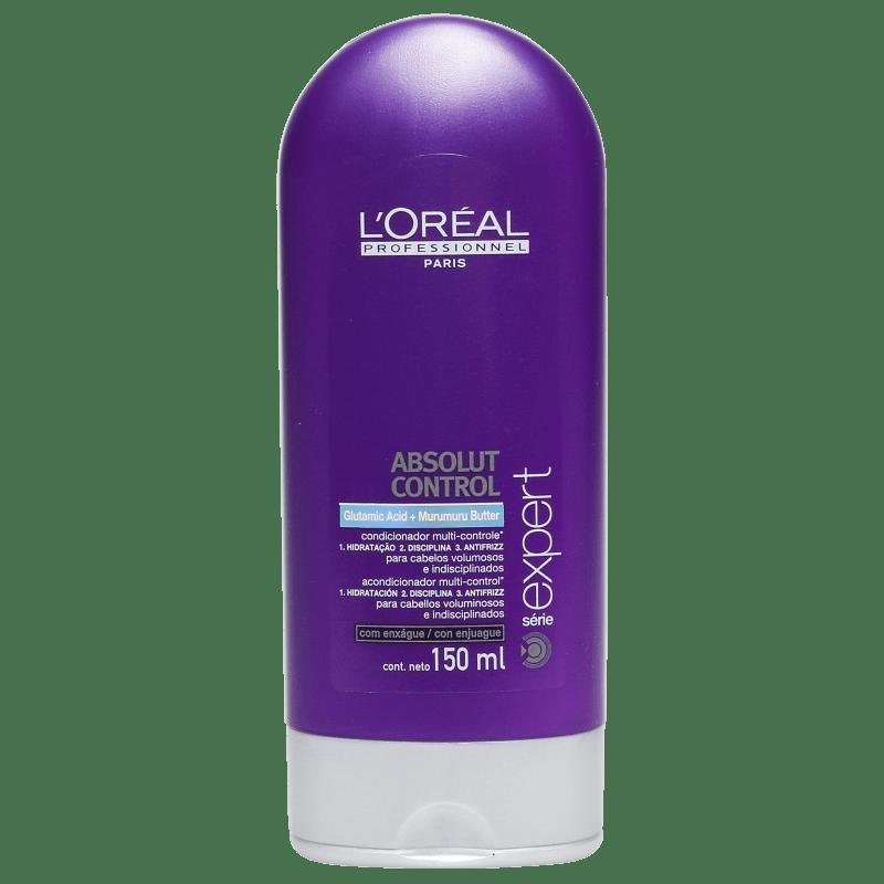 L'Oréal Professionnel Absolut Control Condicionador Multi-Controle - Condicionador 150ml