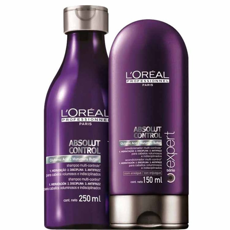Kit L'Oréal Professionnel Expert Absolut Control Duo (2 Produtos)
