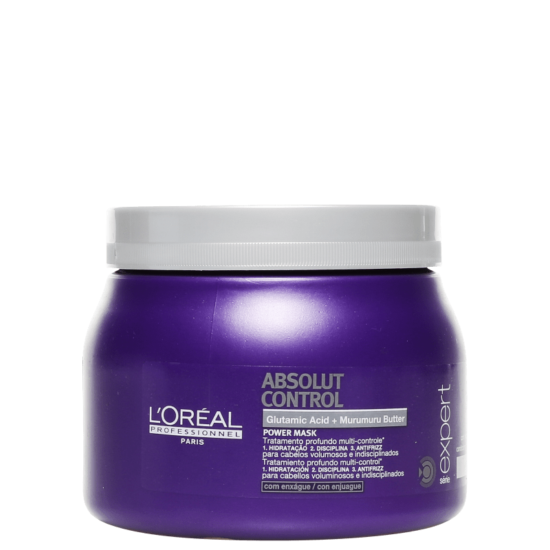 L'Oréal Professionnel Absolut Control Power Mask - Máscara de Tratamento 500g