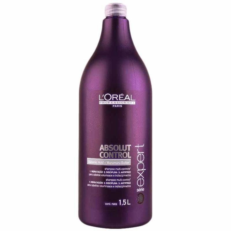 L'Oréal Professionnel Absolut Control Shampoo Multi-Controle - Shampoo 1500ml