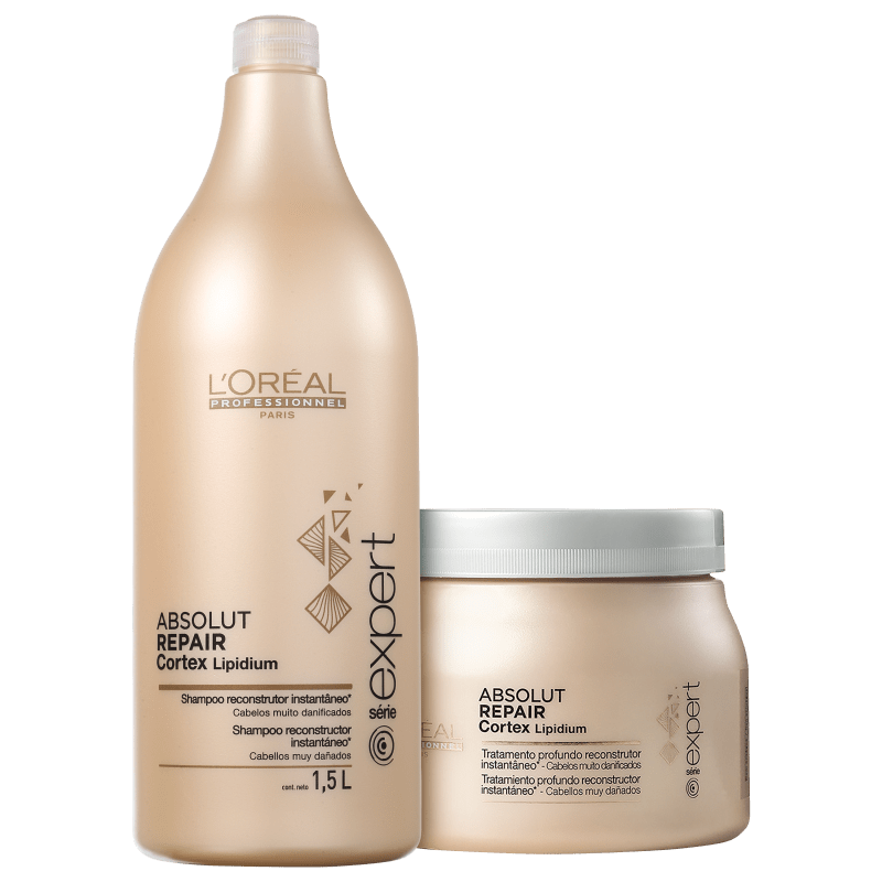 L'Oréal Professionnel Absolut Repair Cortex Lipidium Kit Repair (2 Produtos)