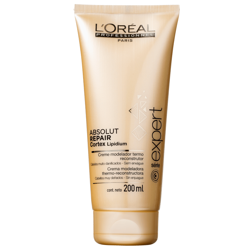 LÓréal Professionnel Absolut Repair Lipidium Reconstructing and Protecting Blow-Dry Cream - Leave-In 200ml