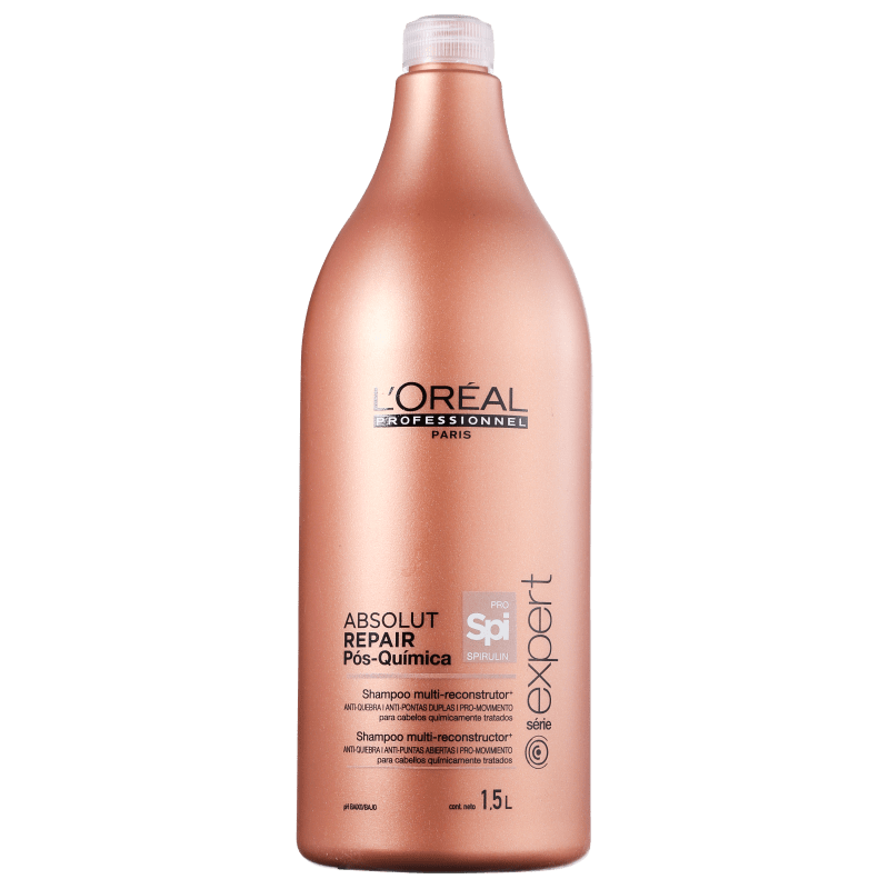 L'Oréal Professionnel Absolut Repair Pós-Química Multireconstrutor - Shampoo 1500ml